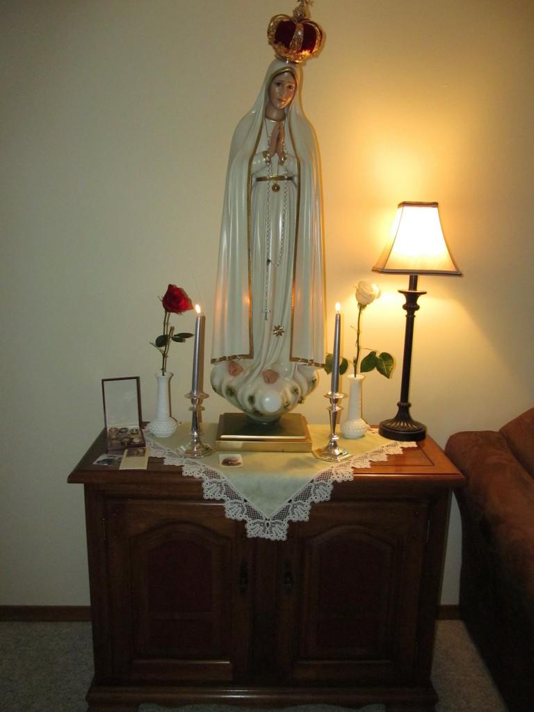 Fatima Home Visits