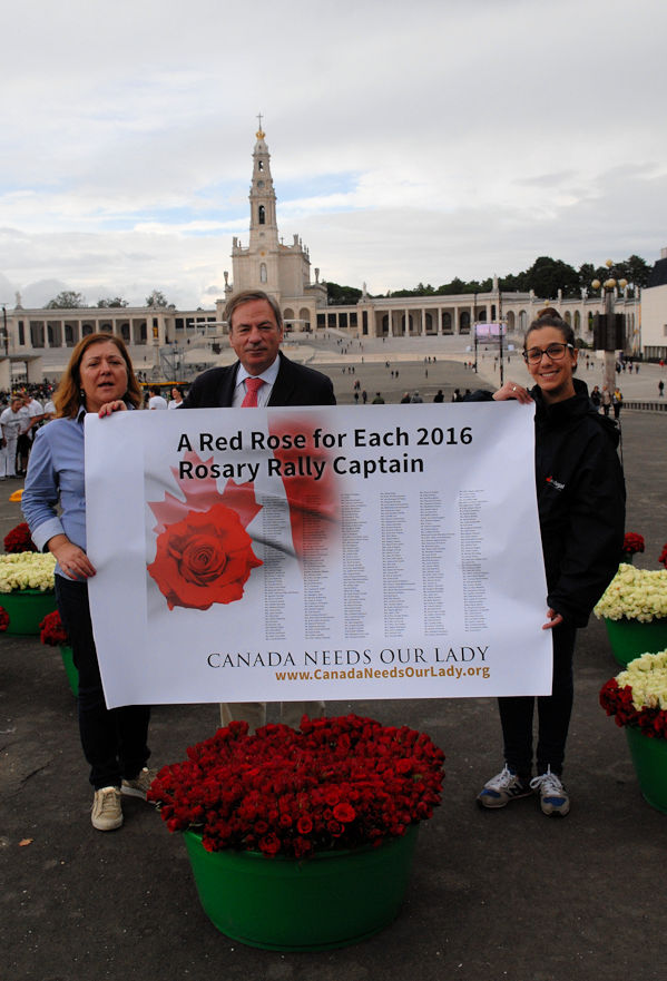 Roses for Canada 2016
